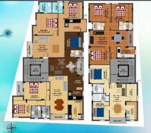 krisha-residencia-in-porur-floor-plan