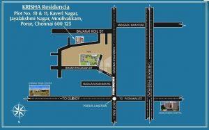 krisha-residencia-in-porur-location